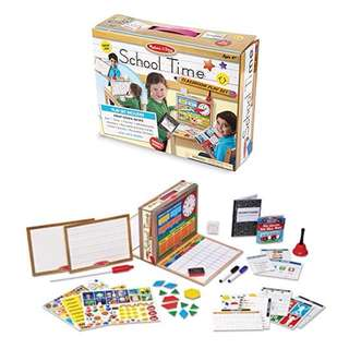 BN Melissa & Doug School Time Educational System 3 years up!