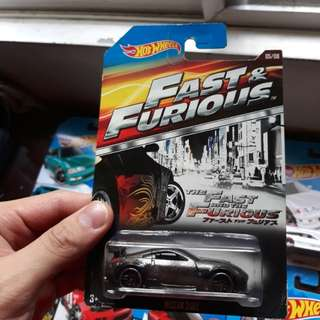 Hotwheels Fast and the Furious Dk's 350z