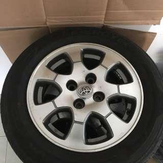 Toyota Rim 14
