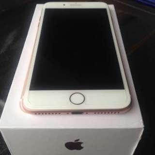 Iphone 7plus 128gig