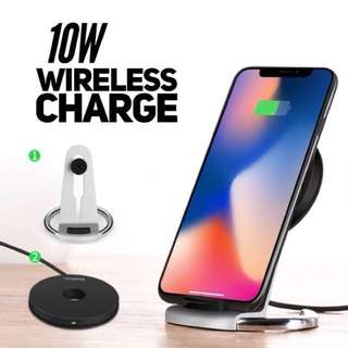 10W wireless charge (Fast charge)