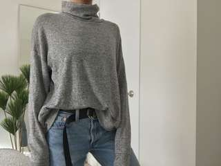 ARITZIA Community Turtleneck Sweater