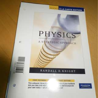 Physics for Scientists and Engineers, 2nd edition
