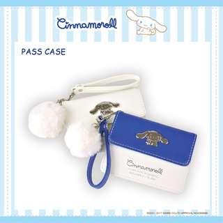 Cinnamon Roll Pass Case