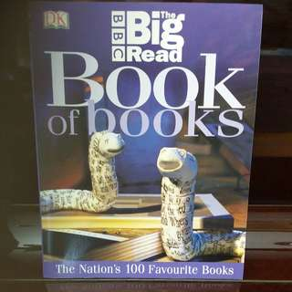 The BBC Big Read Book of Books: The Nation's 100 Favourite Books