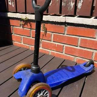 Used Micro scooter