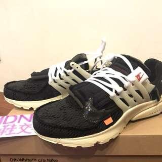 🚚 Presto Nike Air off white