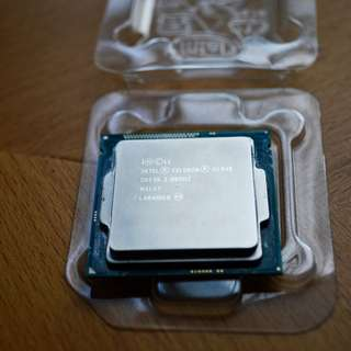 文書CPU : Intel® Celeron® Processor G1840 CPU        英特爾賽揚G1840 @ 2.80GHz
