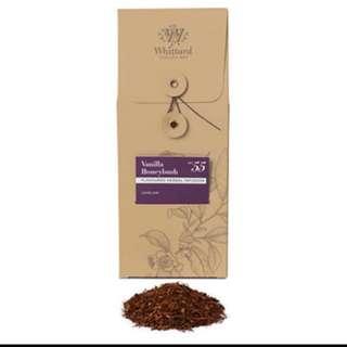 現貨🌹Whittard 英國品牌 蜂蜜香草茶葉 袋裝 100g
