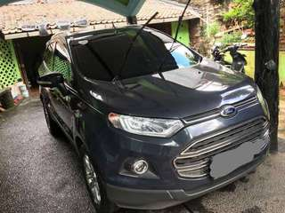 Over kredit ford ecosport
