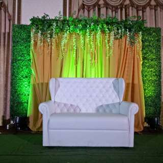 Couch sofa dor special events