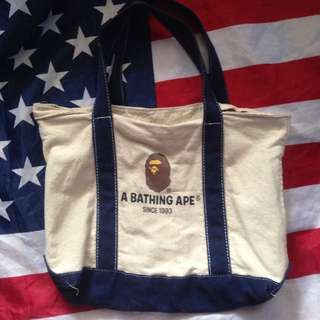 Totebag A Bathing Ape Original