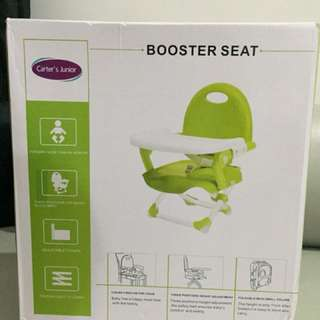 Carter's Junior booster seat