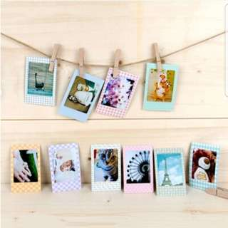 *INSTOCK* Instax Mini Film Stickers