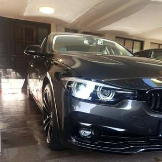 9H Ceramic Coating Protection (Bmw)
