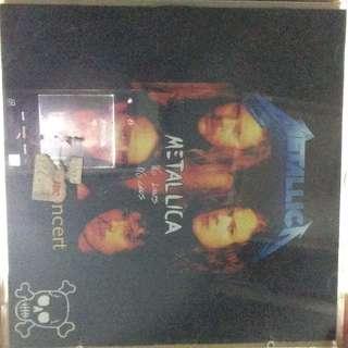 CD Metallica Live in Concert