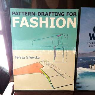 Pattern-drafting for Fashion book