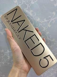 Eyesadow naked