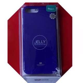 (包郵) Iphone 7 plus 紫色 軟膠殼