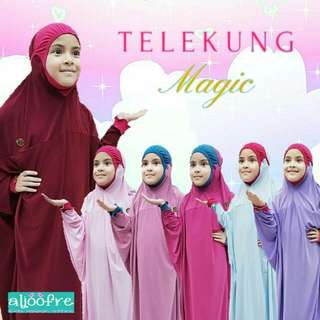 Telekung Magic