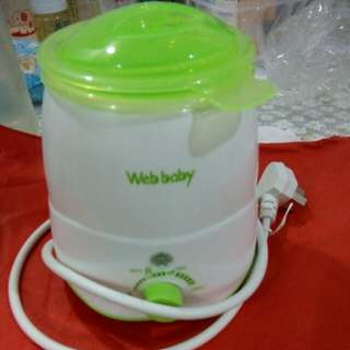 Baby bottle and food warmer