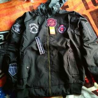 Ride jaket
