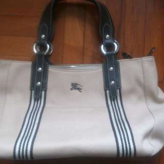 Burberry hand bag 手袋