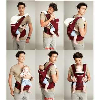 Hip Seat Baby Carrier Baby (Love Kangoo)