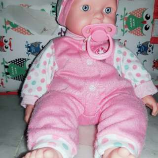 Thinkers doll