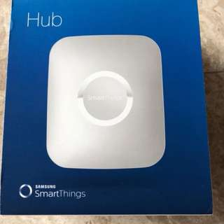 Samsung SmartThings Hub UK v2 + Motion Sensor