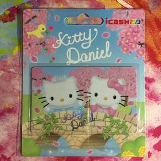 icash2.0 - Hello Kitty & Dear Daniel - 情人節 櫻之戀 🌸