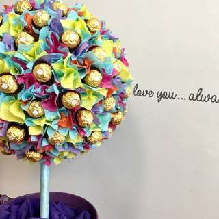Ferrero Rocher Trees