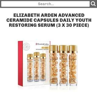 Elizabeth Arden Advanced Ceramic Capsules 3x30s