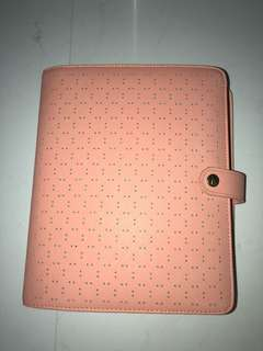 Kikki K Personal Leather Large Planner