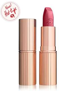 Charlotte Tilbury Hot Lips (PM for shades available)