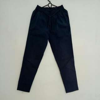 Joger pants navy