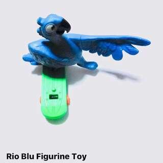 Rio blue bird sky studios characters set ice age