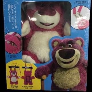 迪士尼 反斗奇兵 Toystory 勞蘇 Lotso 散紙包 證件套 Passholder