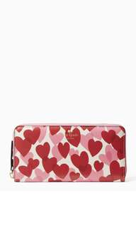 💯Authentic Kate Spade Yours Truly Wallet