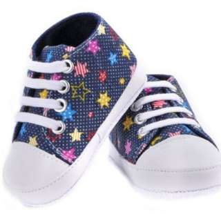 Star Baby Boy Shoe