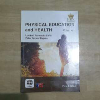 Physical Education and Health (SHS)