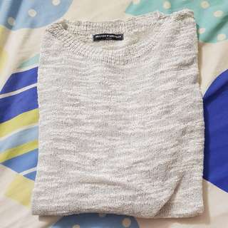 AUTHENTIC brandy melville knit top