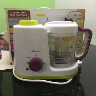 Autumnz Baby Food Processor