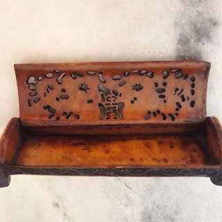 Antiques Chinese Turtle Dragon Box