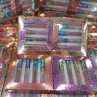 Tarte tarteist lip paint matte lipstick 8 pcs