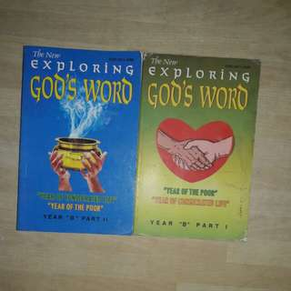 Exploring God's Word (Religion)