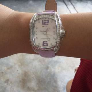 Chronotech Bejewelled Watch from HK