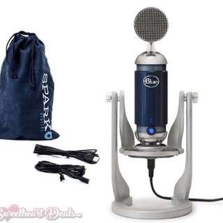 Blue Microphones Spark Digital Lightning Condenser Microphone