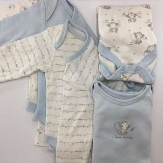 Rompers : Mothercare (Set of 5)
