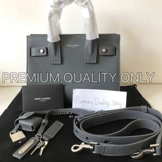 Customer's Order YSL saint de jour bag in grey